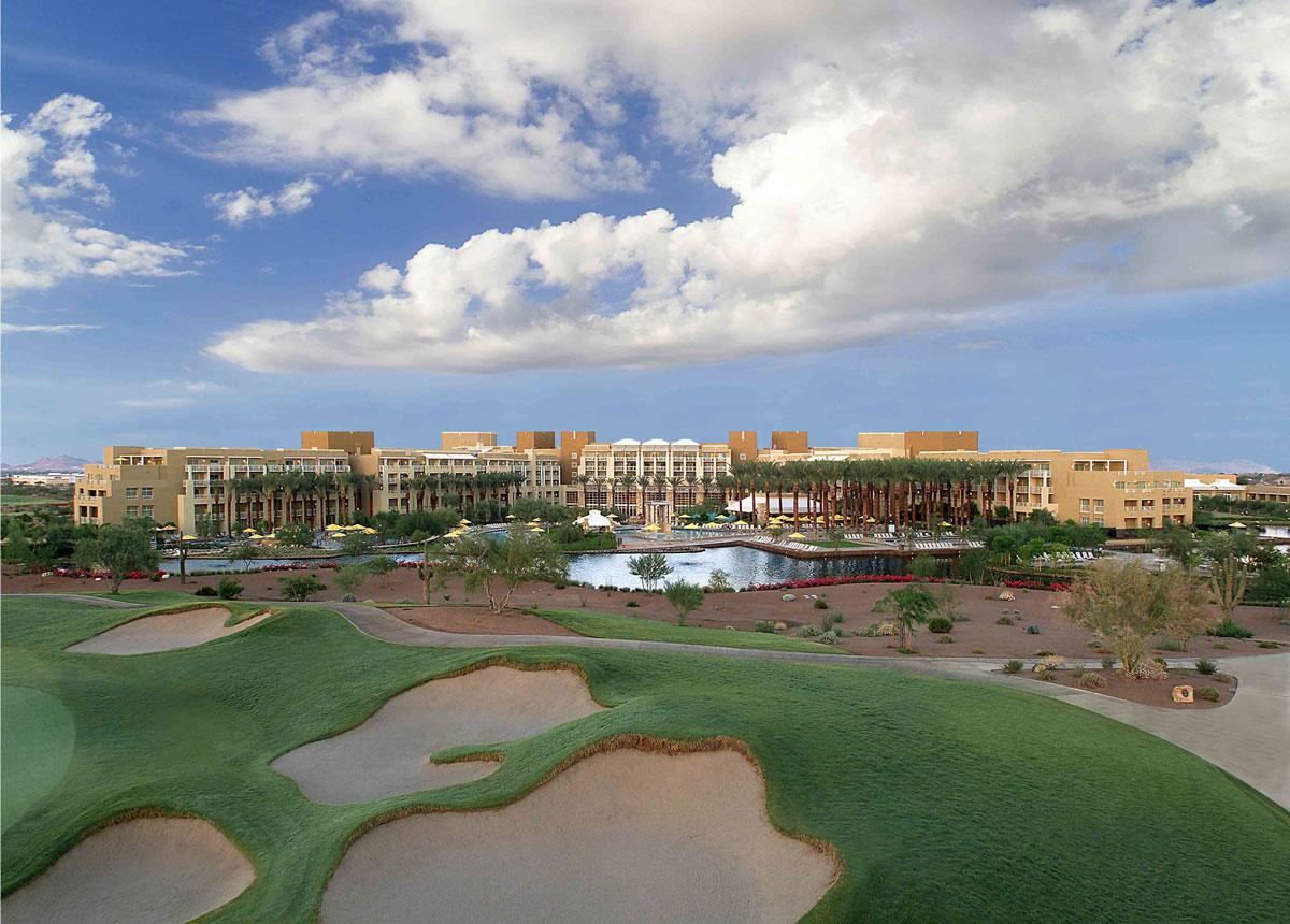jw marriott resort at desert ridge